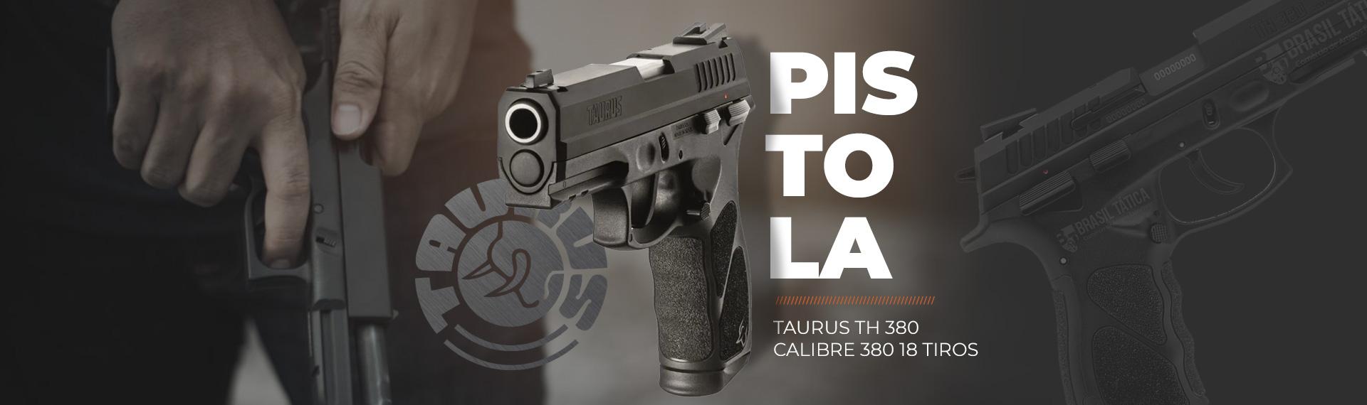Pistola Taurus TH 380